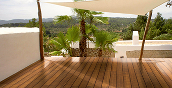 TheWoodTimes Terrasses  CoBAM® Select